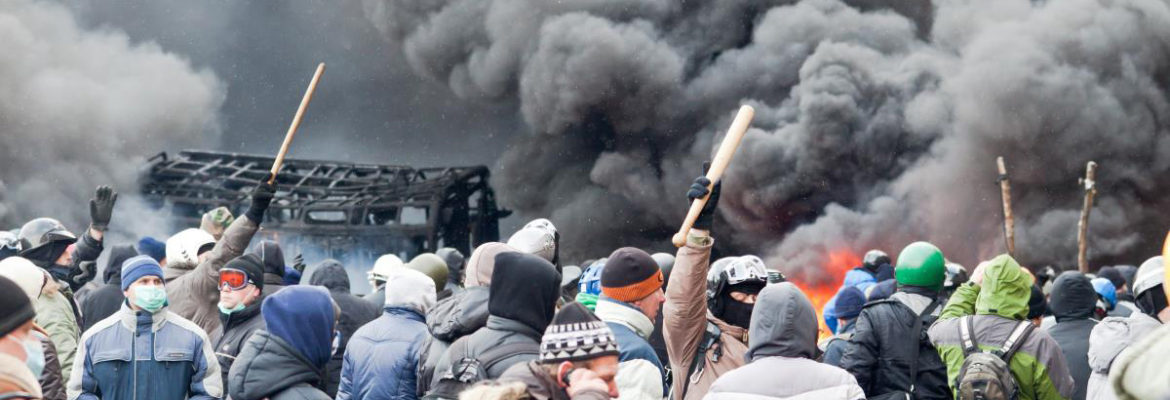 Riot-Unrest-Ukraine-Violence-Revolt-Ammunition-Architecture