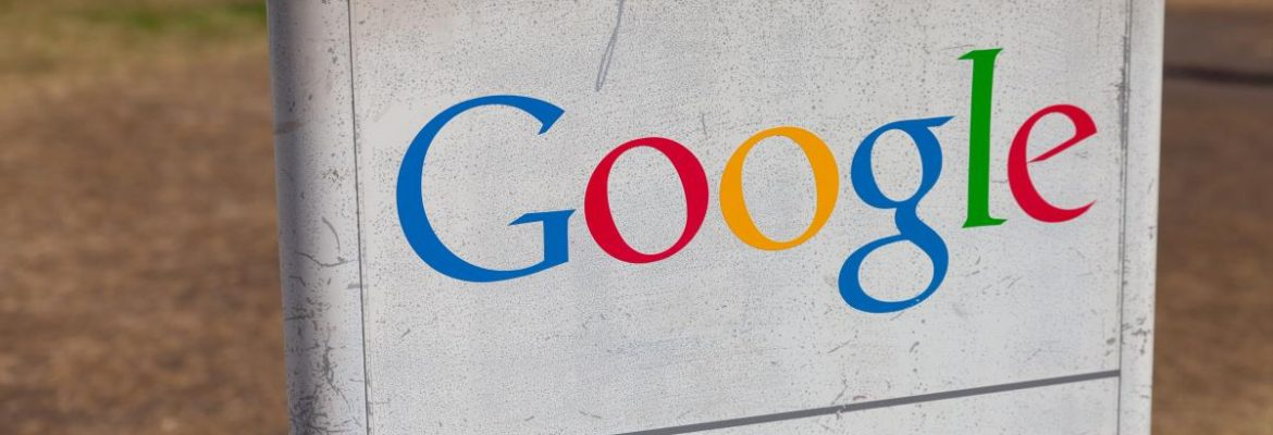 Editorial-Use-Google-Sign